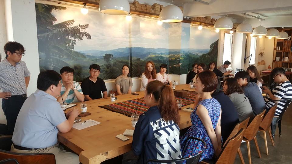 2017 찾아가는 멘토링 데이(2차) 개최